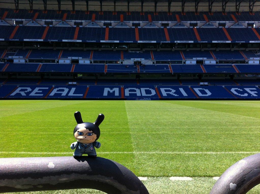 Senor Panchito: pero yo odio pinche Real Madrid. Viva Barca!