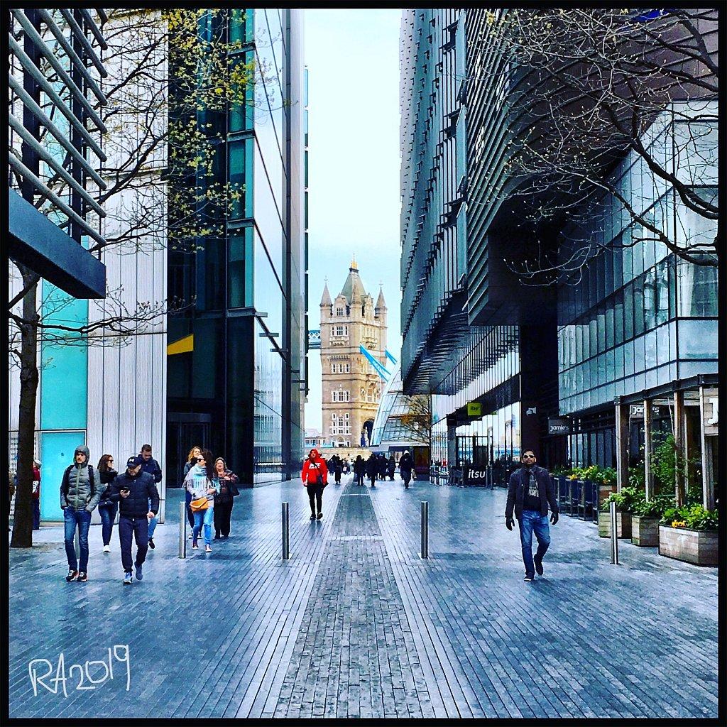 London see-through